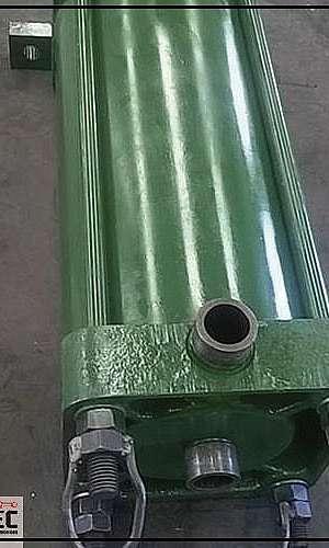 Cilindro hidráulico dupla ação