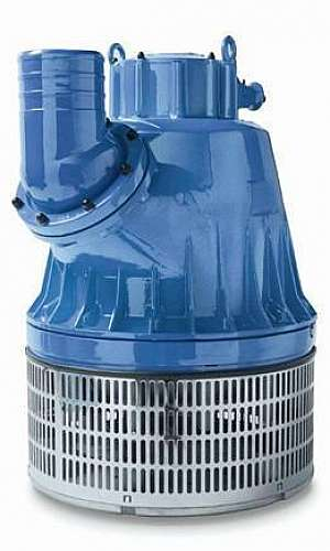 Manutenção de bombas de água