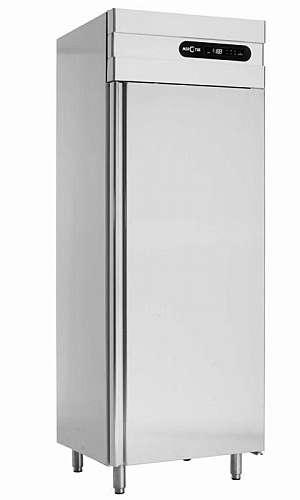 Manutenção de freezer vertical de aço inox