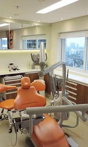 Mobiliário para consultório odontológico