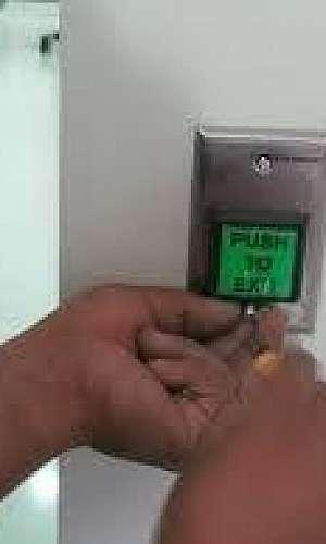 Serviço de manutenção de controle de acesso em SP